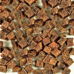 100% Pure Natuurlijke Vleesblokjes diverse smaken